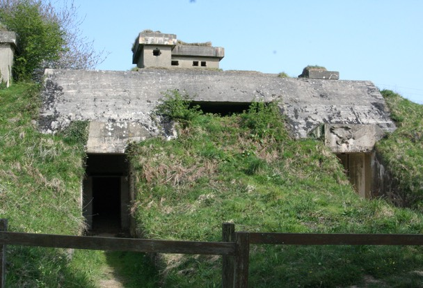 Ancien fort allemand